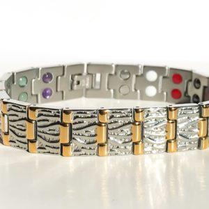 bracelet torsade énergetique